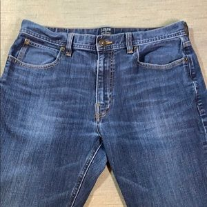 J Crew The Sutton Jeans